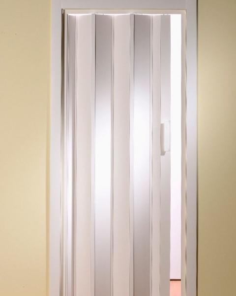 Neat porte a soffietto per esterno ds34 pineglen - Porta a soffietto in vetro ...
