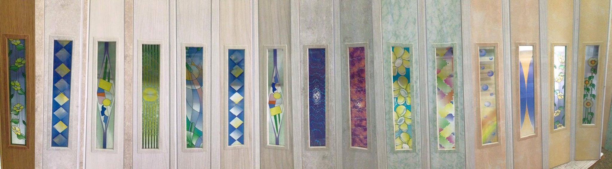 Porte soffietto lecce nocco materie plastiche for Porte a soffietto amazon