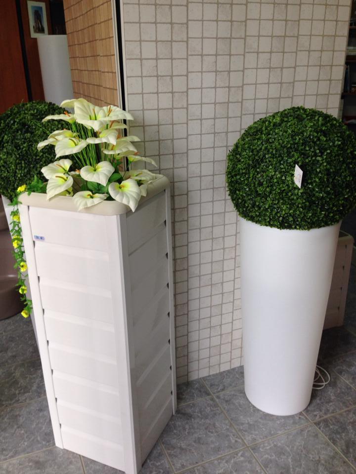 Vasi e aiuole su misura resistenti e funzionali for Arredo giardino lecce