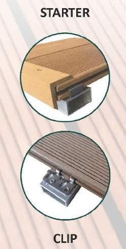 Caratteristiche tecniche del pavimento WPC